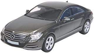 Argento Modellino Auto Ixo 1:43 Modello Finito Mercedes Actros MP2 1844 2002