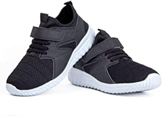 Kids Athletic Tennis Shoes - Little Kid Sneakers with Girl and Boy Sizes