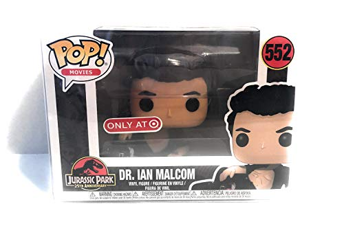 Pop! Jurassic Park - Figura Dr. Ian Malcolm Wounded Exclusive