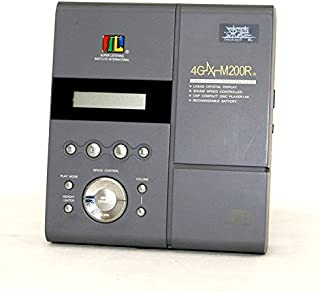 SSI 株式会社エス・エス・アイ 4GX-M200R 速聴機 CDタイプ CDプレーヤーのみ スーパーリスニング・システム(ナポレオンヒル/SSPS-V2システム) 自己啓発