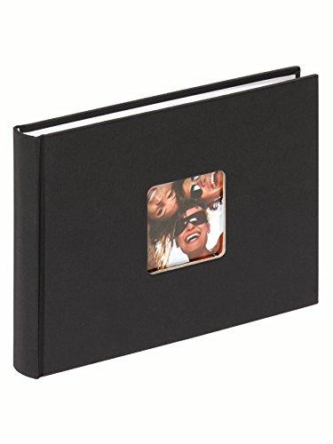 walther design FA-207-B Designalbum Fun, schwarz, 22 x 16 cm