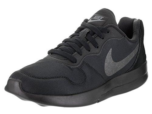 Nike Mens MD Runner 2 LW Shoes Black MTLC Hematite Size 8.5