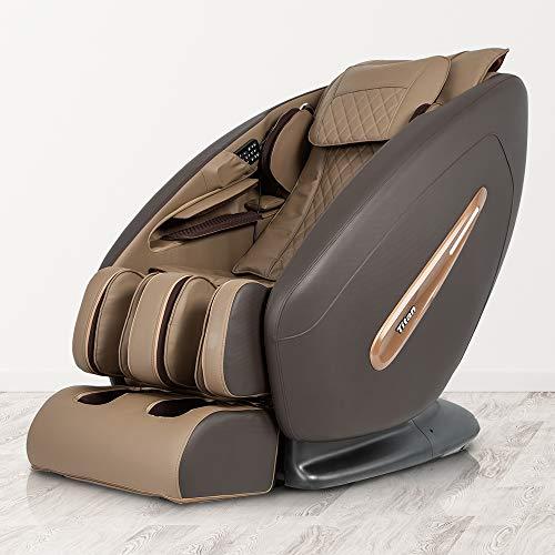 Titan Pro Commander FDA 3D Massage Full Body Massage Recliner Zero Gravity Best Massage Chair Air Compressor Leg Massager