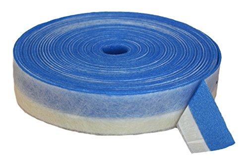 Randdämmstreifen Spüezial Randstreifen Randdämmung Fußbodenheizung Dünnschichtsysteme PE 50 x 5 mm Rolle 20 m