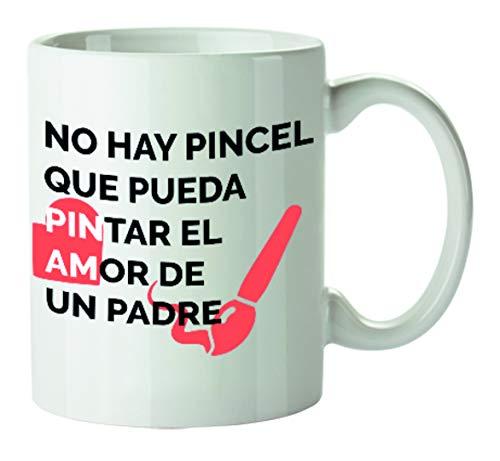 Kembilove Tazas de Desayuno para Padres – Taza con Mensaje No Hay...