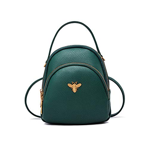 Buy and buy at Brandon Small Bag Female Fashion Backpack Crossbody Bag Wild Autumn and Winter Student Shoulder Bag Tide