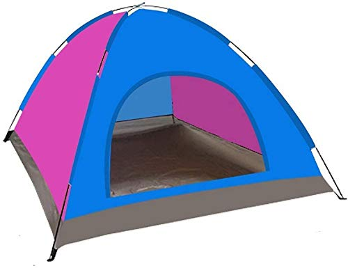 Outdoor Tent 6-8 People Manual Erection Camping Tent Single Layer Tent Waterproof Environmentally Friendly Fabric for Beach,Outdoor,traveling,hiking,camping