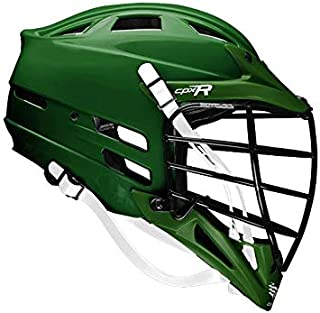 Cascade CPX-R Lacrosse Helmet with Black Face mask (Choose Your Shell Color)