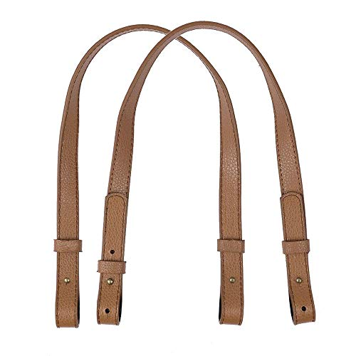 """Great straps for replacing wear or tear purse or DIY purse making Save your money and keep your favorite purse from the trash Durable,easy to put on your purse hardware, matches your bag perfectly Length adjust from 21-23"""", width 0.7"""". New version is..."""