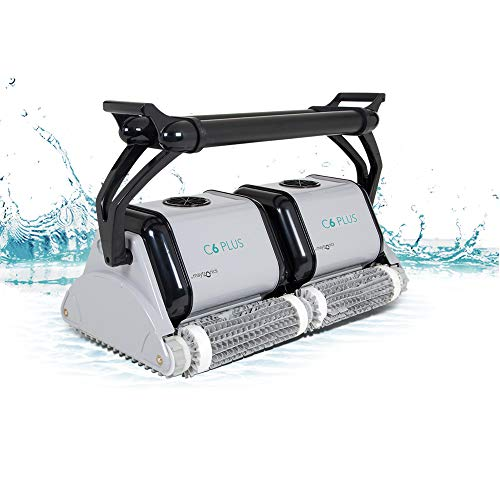 DOLPHIN C6 Plus Commercial Automatic Robotic Pool...