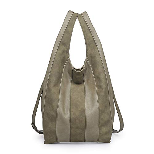 Urban Expressions Rocco Women Hobo Smooth Vegan Leather