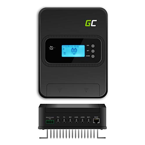 Green Cell® Contrôleur de charge solaire MPPT 30A