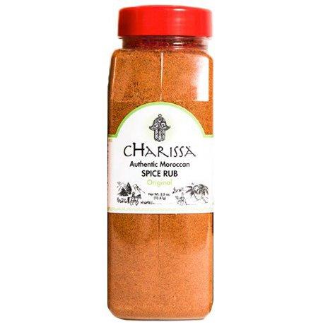cHarissa Moroccan Style Dry Sacramento Mall Rub oz Save money - 22 Seasoning Mild