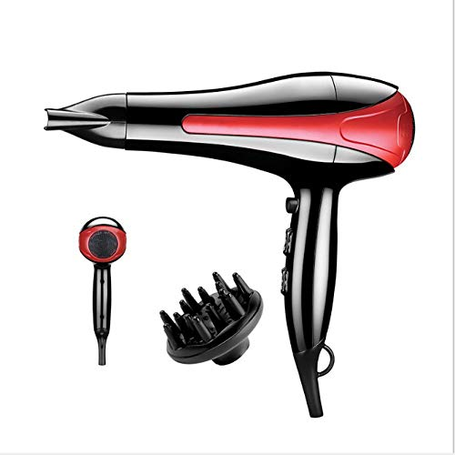 Para un secado rápido y un peinado duradero Secadores de pelo Ionic & Ceramic Secador profesional de pelo Secador de pelo Set Profesional Hair Salon Blower Hair Blowers Styling 2200W