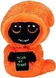 TY 36208 Grinner, Ghul 15cm Beanie Boo's, schwarz, orange