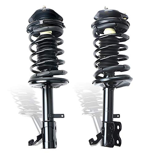MOSTPLUS Front Strut Assembly Compatible for 1998-2002 Chevrolet Prizm,1993-2002 Toyota Corolla 271951 271952 (Set of 2)
