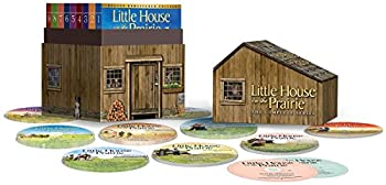 Little House on the Prairie  The Complete Series - Deluxe Remastered Edition in Collectible House Packaging