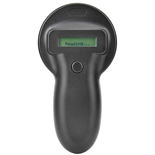 YYANG Lecteur D'identification D'étiquette D'identification Intelligent 134 2 KHz PC Via Un Lecteur D'étiquette d'animal Familier RFID De L'affichage OLED USB Scanner d'animal Familier RFID