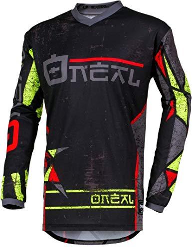 Oneal Element Jersey Fahrrad- und Motocross-Ausrüstung, S, Gelb