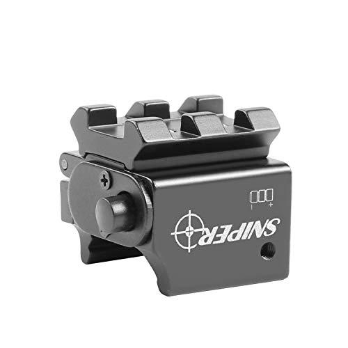 Sniper 5009R Red Dot Laser Sight Pistol for Rifle Handgun fit Weaver or Picatinny Rail
