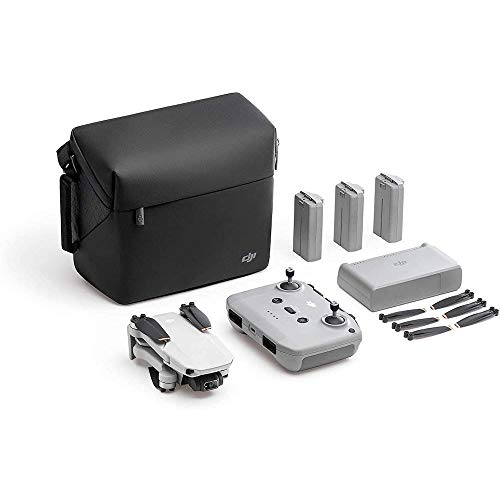 DJI Mini 2 Fly More Combo - Ultraléger et Pliable Drone Quad