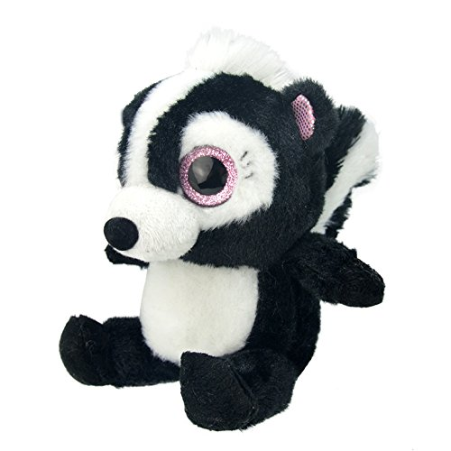 Wild Planet - All About Nature - K7868 - Peluche - Putois - 15 Cm