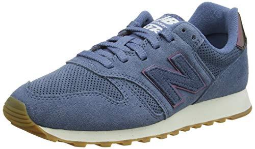 New Balance Damen 373 Sneaker, Blau (Blue Blue), 40.5 EU