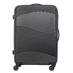 Kamiliant Kam Teku ABS 68 cms Black Hardsided Check-in Luggage (KAM TEKU SP 68cm TSA - Black),Samsonite South Asia Pvt Ltd,KAM TEKU SP 68cm TSA - BLACK