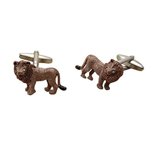 ProCuffs Lion Boutons de Manchette Animal King