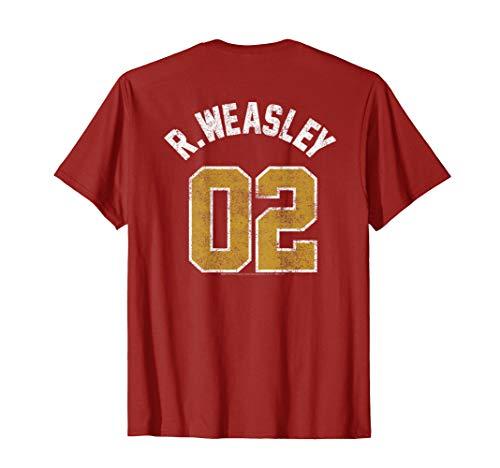 Harry Potter Weasley Jersey T-Shirt