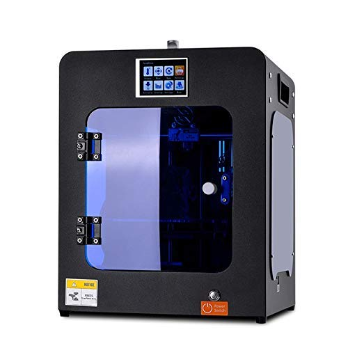 3D Printer Newest DIY Design Full Metal Frame High Precision DIY 3d Printing For Diy kit Glass Platform Wifi (Color : HS Mini) JIAJIAFUDR (Color : Hs Mini)