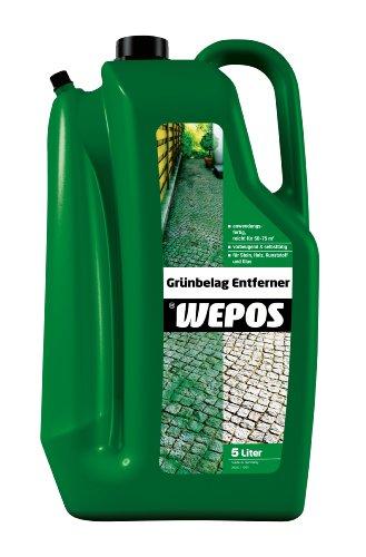 Wepos - Grünbelag Entferner - 5l