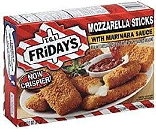 TGI FRIDAYS APPETIZER MOZZARELLA STICKS 11 OZ PACK OF 3
