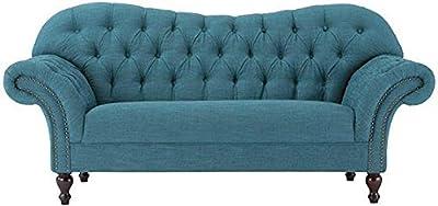 Amazon.com: Container Furniture Direct S5365-L Anna1 ...