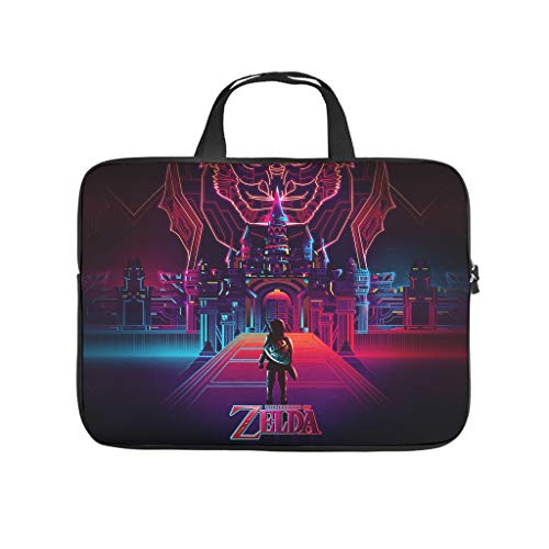Normal Zelda Laptop Bags Multicoloured Lightweight - Tablet Briefcase Suitable for Business