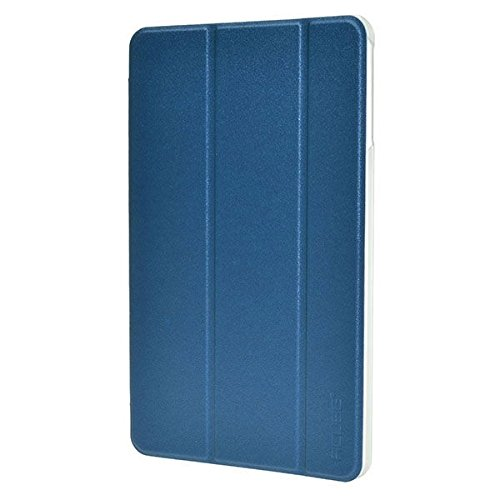 Tutoy Pu-Leder Klappständer Fall Deckung Für Alldocube Cube Iwork8 Ultimate Cube Iwork8 Air Tablet - Deep Blue