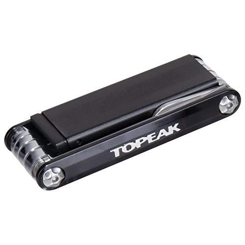 Topeak Tubi 18, Mehrzweckschlüssel, Unisex, Erwachsene, schwarz, einzigartig
