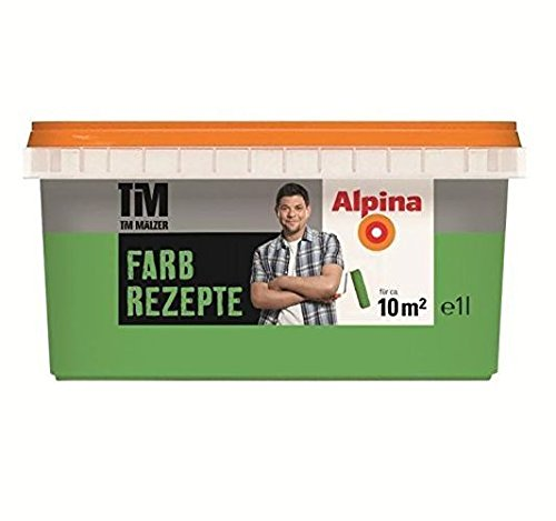 ALPINA Farbe Tim Mälzer Farbrezepte 1 L, Natur pur