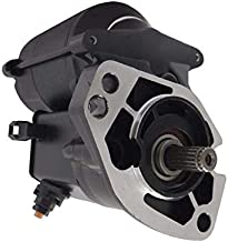 New Black Starter For 1993-2006 Harley Davidson & Buell Upgrade 1.8HP 228000-2550 228000-2552 31553-94 31553-94A 31553-94B 31559-99A