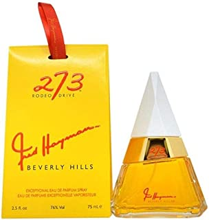 Fred Hayman 273 Fre-4373 for Women -Eau de Parfum, 75 ml-
