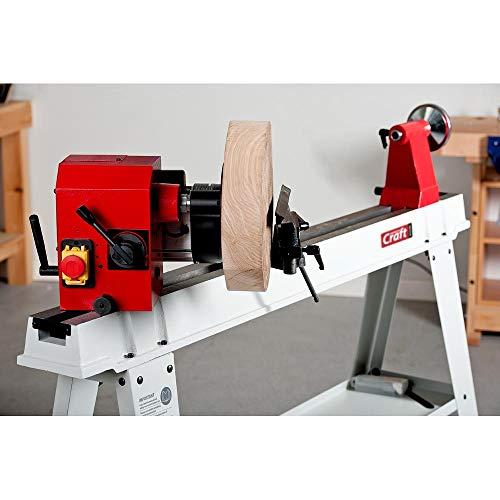 Axminster Craft AC370WL VAR Speed Woodturning Lathe - 230V