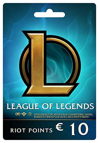 League of Legends €20 Carte-cadeau prépayée (2800 Riot Points)