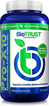 BioTrust Pro-X10 2.0 Probiotic Supplement for Immune System Support and GI Health Formula with Prebiotics, Gluten, Soy and...