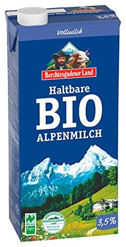 Berchtesgadener land Latte Intero Uht - 1 L