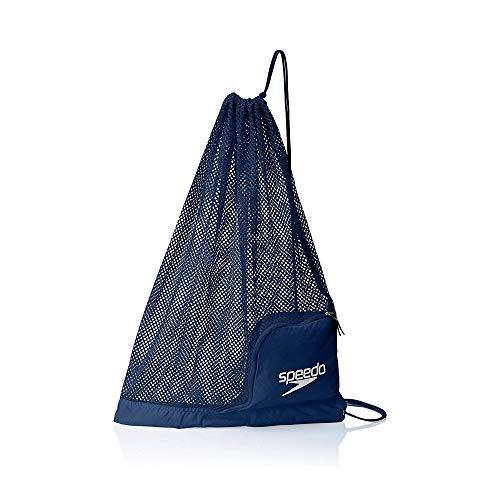 Speedo Ventilator Mesh Equipment Bag, Insignia Blue