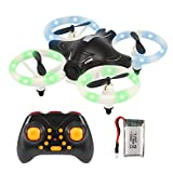 Mini Drone for Kids/Beginners with Blinking Light One Key Take Off Spin Flips RC Nano Quadcopter Toys Drones,Great Gift/Toys for for Boys and Girls