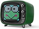 Altavoz bluetooth Pixel regalo multifuncional bluetooth retro pequeña TV personalidad creativa regalo de cumpleaños