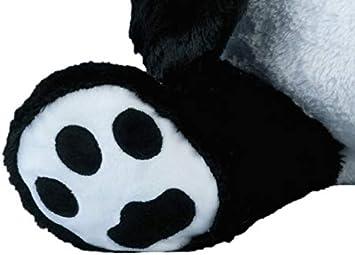 XXL-Pandabär 100 cm Riesen Teddybär Plüschbär der kuschelige Freund