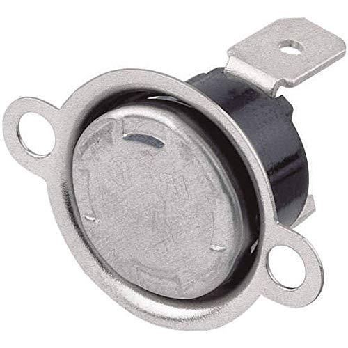 TRU Components Bimetallschalter 250 V 10 A Öffnungstemperatur (± 5°C) 100 °C Schließ-Temperatur 75 °C 1 St.