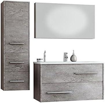 Amazon Com Dp Fancy Wall Bathroom Vanity Cabinet Set Single Sink Granite Finish Laminated Vanity Mirror Cabinet 30 Inch Kitchen Dining